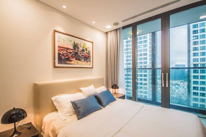 1BR in Landmar 81 - luxury at 43th floor nice view