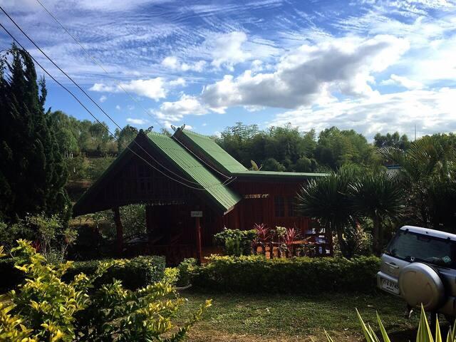 Baan Imkong @ Pumanpha Resort KhaoKho