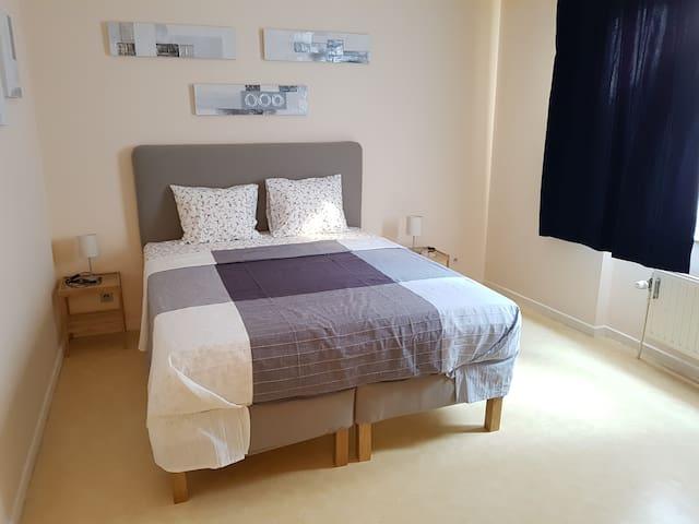 Super 2 chambres tout confort 6 personnes
