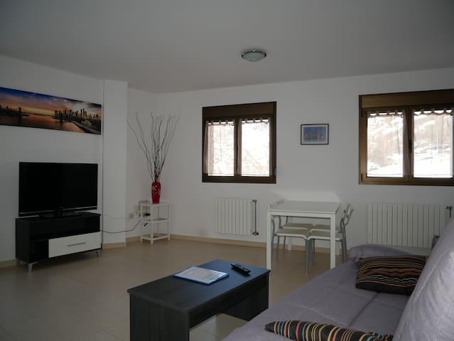 Appartement  2 chambres 4/6 pers. Encamp HUT 5396