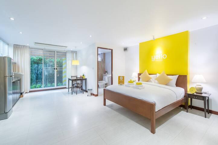 Yello Rooms - Banguecoque - Apartamento