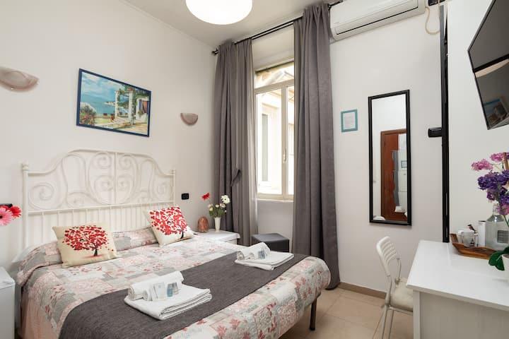 Rome center.Single room