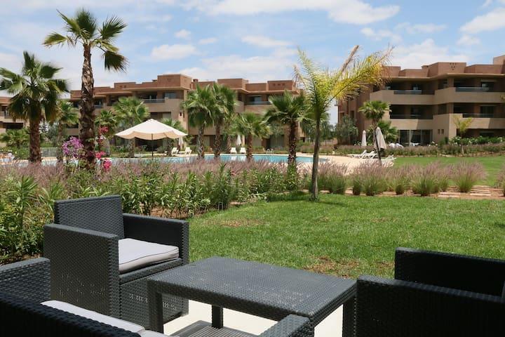 Luxury Apart RDC Marakech City Golf