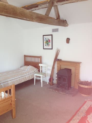 Countryside retreat in rural Shropshire - Shropshire - Xalet