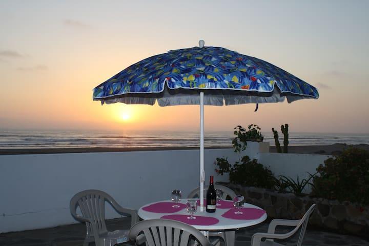 La Casa Olas, Vino, y Golf at La Salina del Mar - La Mision - Huis