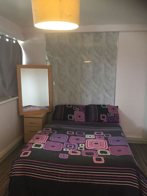 Clean at all time and with regular new bedding for guest. Bedroom one