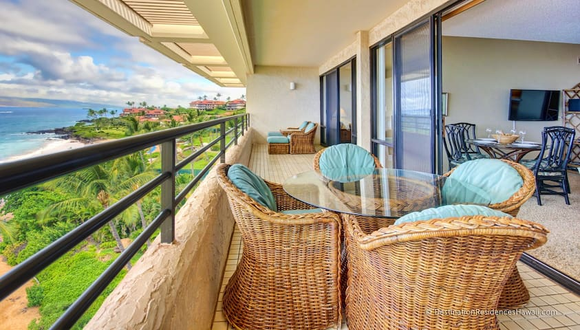 Polo Beach Club 805 - 2Bd Prime Oceanfront Classic - Kihei - Apartamento