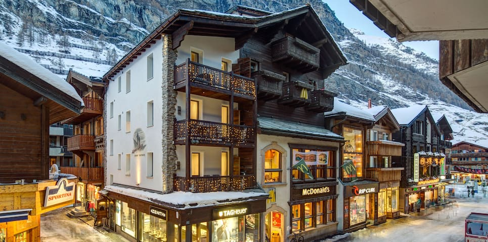 Chalet Alpine Lodge(133) - Zermatt