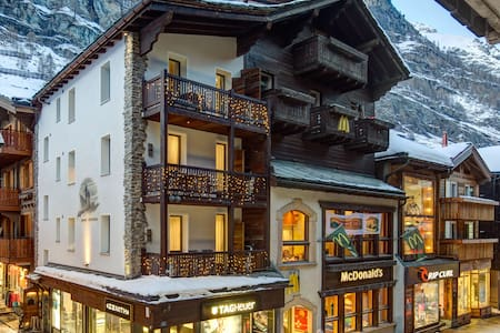 Chalet Alpine Lodge - Zermatt - 策马特