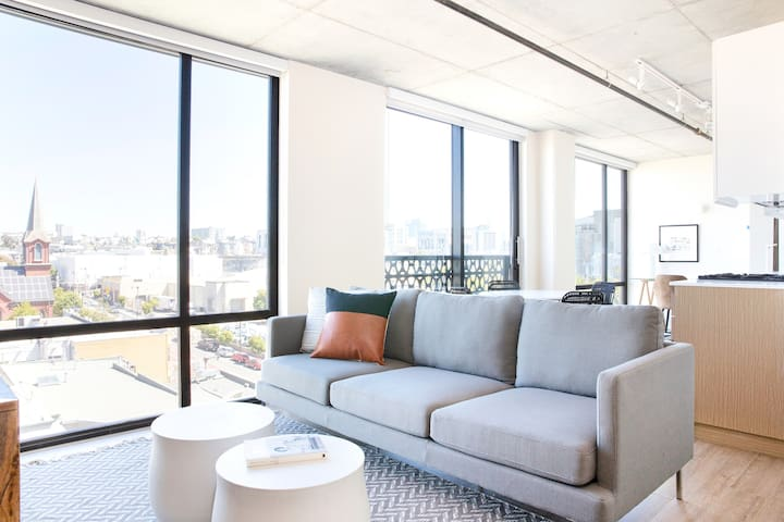 Sonder | Duboce Apartments | Chic 1BR + Gym