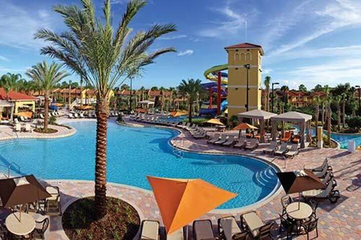 Vacation Villas at FantasyWorld, Kissimmee Florida