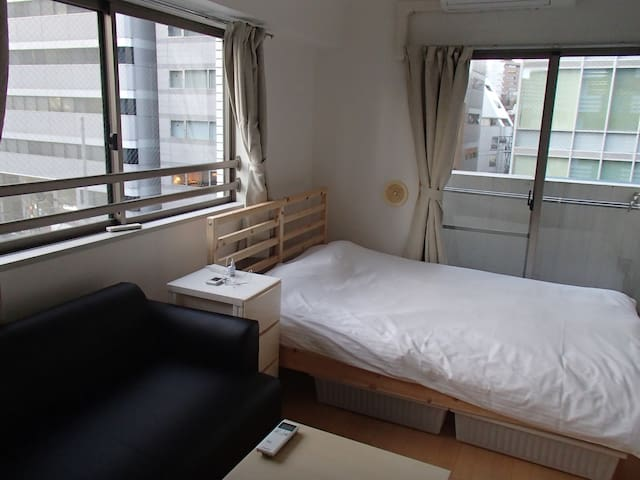 WIFI!, Public Transit!, English speaking host! - Shinagawa-ku - Apartment