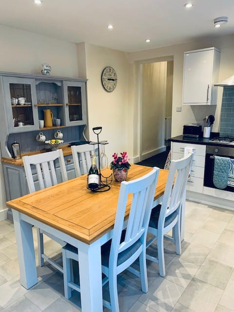 Riverside Retreat in the heart of Sleaford