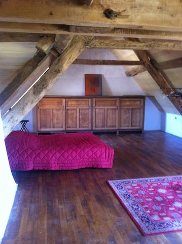 Chambre d'hôtes familiale - Concots - Hus