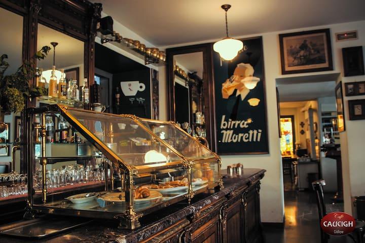 "Caffè Caucigh ""La Vinca"""