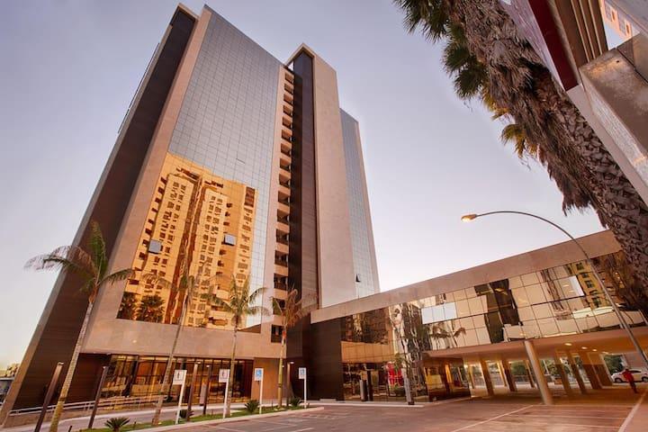 Flat Cullinan - Luxo & Conforto em Brasília