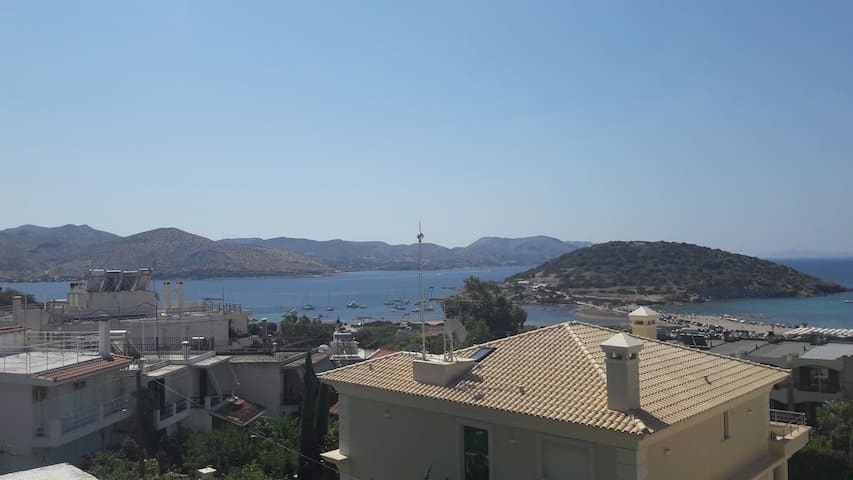 Value-For-Money Maisonette,Anavyssos,Ag.Nikolaos