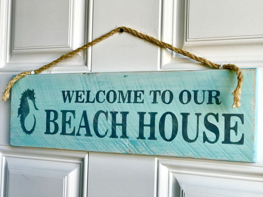 Welcome to your dream beach getaway!