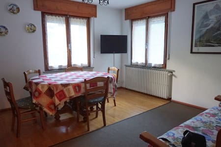 Apartment in Dolonne (Courmayeur) - Apartmen