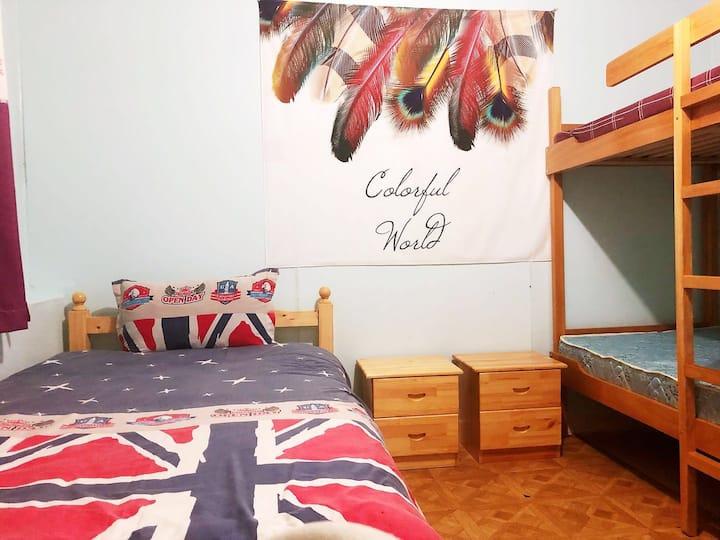 Pisces Hostel - 106 - BED 1#