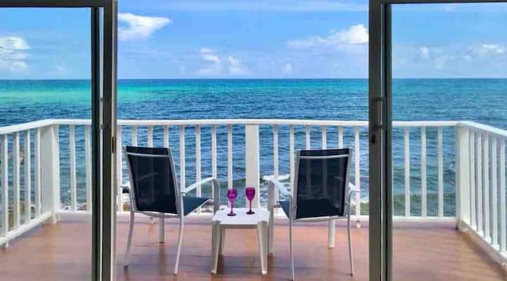 """Amazing ocean view  """"BRISA""""   at Casa Corales"""