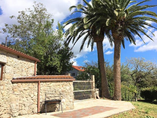 Casa rural entorno privilegiado - Cuntis - บ้าน