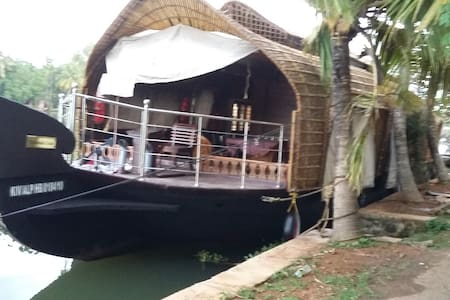 Kuttanadu cruise - Nedumudy
