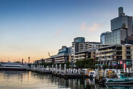 Prestige Harbor Apartment B Parking upon request - Sidney - Daire