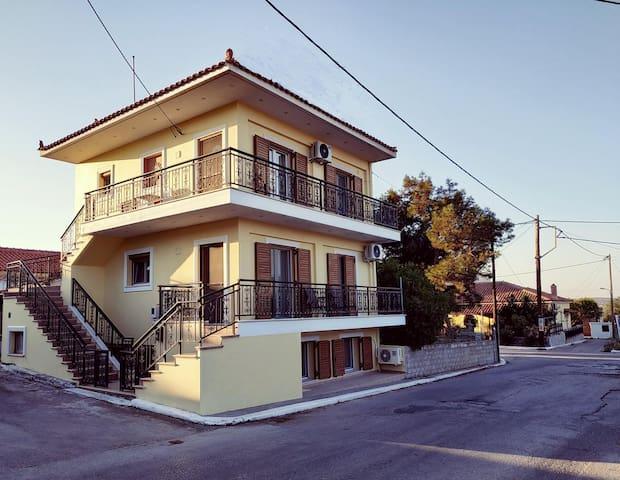 Central Moudros apartment #1