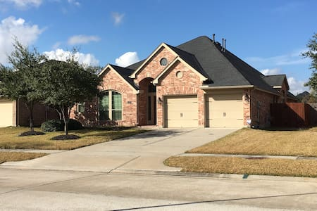 Charming Super Bowl Home close to airport! - Houston - Hus