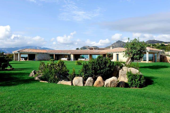 Villa Panorama, San Teodoro - San Teodoro - Villa