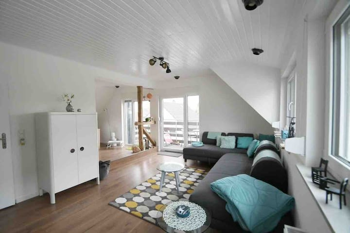 GD - One bedroom in der Nähe Frankfurt.