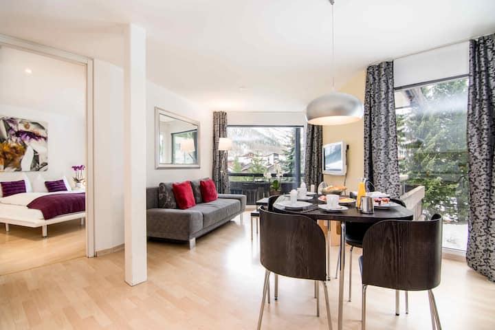 Bright modern 45sqm apartment