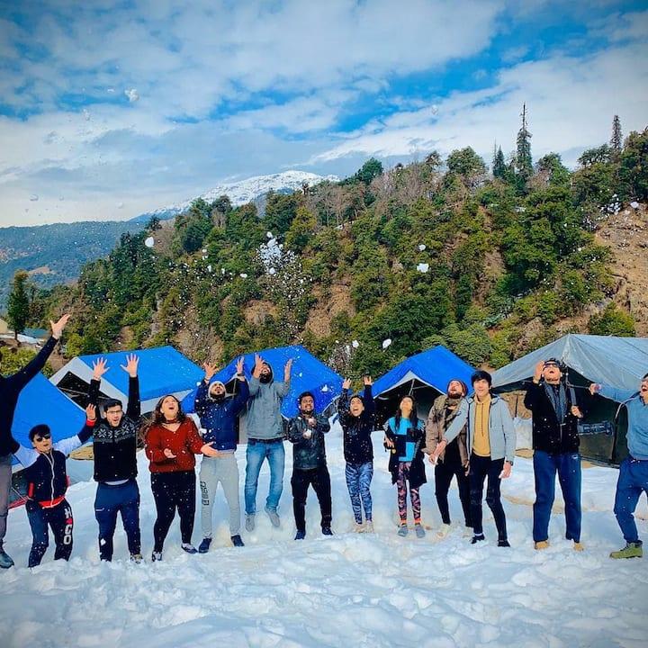 Rudra Camp Chopta