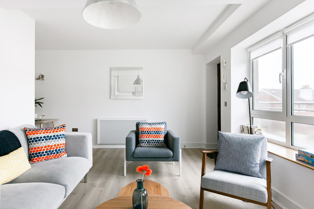 Explore Galway from a Sleek, Understated Apartment