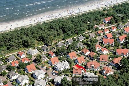 Ferienwohnung  / 68m² / 4 Personen / Karlshagen