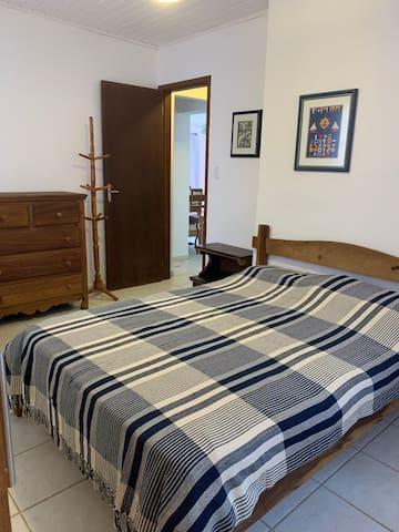Suite 1 com cama de casal
