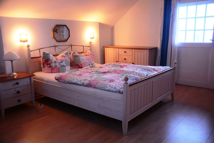 Grand Chalet Room for 1-4 , Balkony, Mountain View