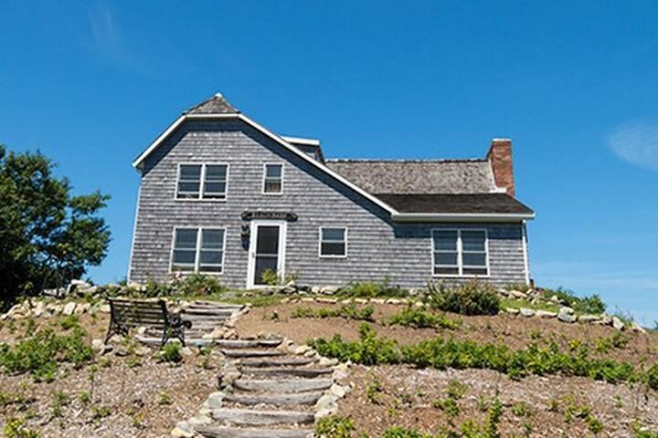 Cape Cod Beach House Brewster Massachusetts