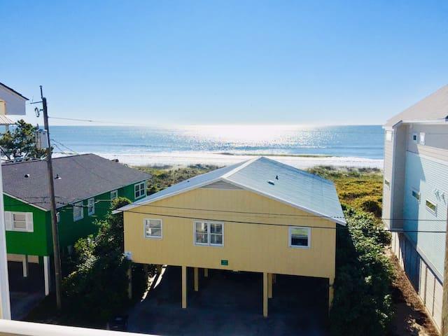 Beach Getaway w/ Pool, Ocean View & Nearby Access