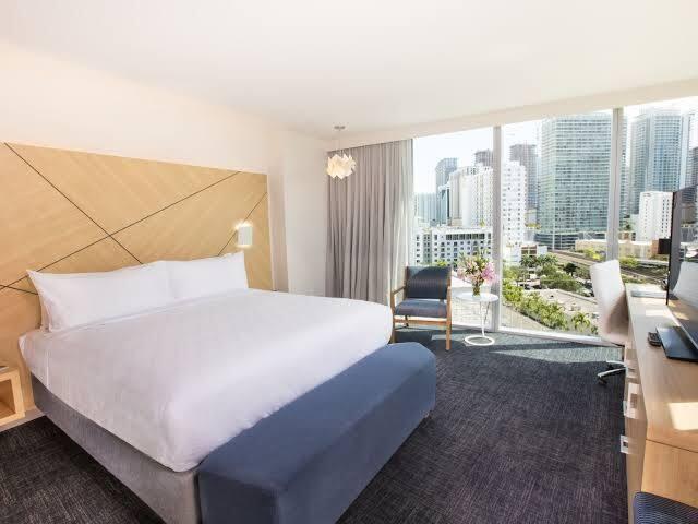 Accor Hotels Novetel Miami Hotel Room