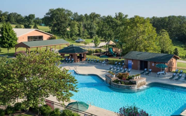 One Bedroom Villa at Branson Westgate Resort
