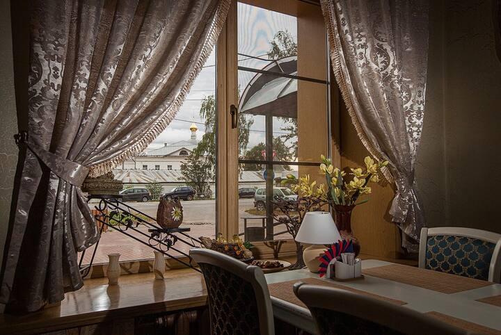 Отель «ГосударЪ»