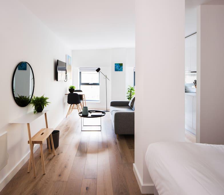 England Apartments: Serviced Apartments