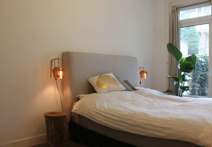 Cosy appartement in trendy Baarsjes