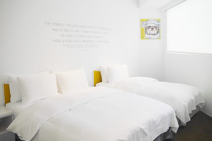 【Time Flyer Hotel】Standard Triple Room