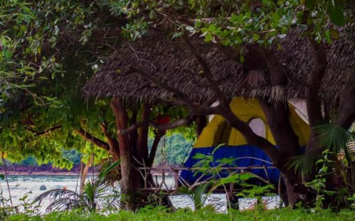 Best view on Koh Phayam