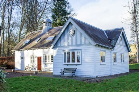 Ardblair Castle Coach House: Self-Catering Cottage