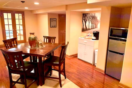 Spacious Basement Suite in Maumee (1700+ sq ft)