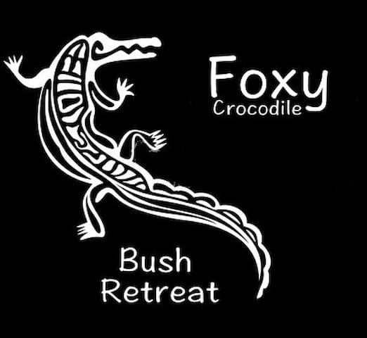 Foxy Crocodile Bush Retreat (Unit2) - Marloth Park - Dağ Evi